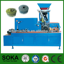 Automatic high quality coil nail making machine price