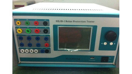 HZJB-I 3 Phase Relay Protection Tester