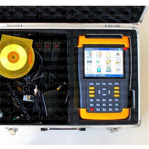 HZDZ-S3 Handheld Power Quality Analyzer
