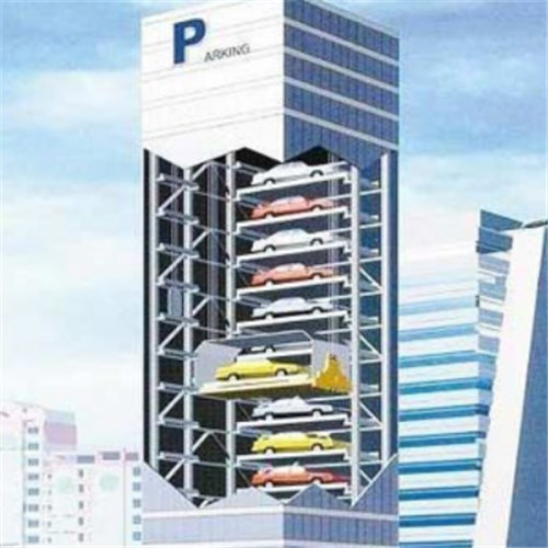 VEHICLE -LIFTING PARKING SYSTEM -PCS