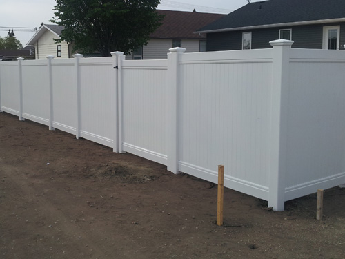 PVC Privacy Fence (FT-F01)
