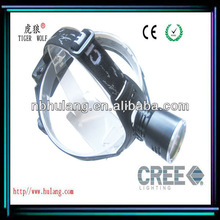 powerful lumens led headlamp with cree xml t6
