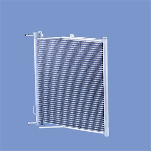 Microchannel Freezer Condenser