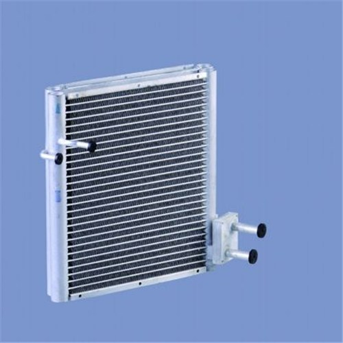 Brazed Aluminum Microchannel Evaporator