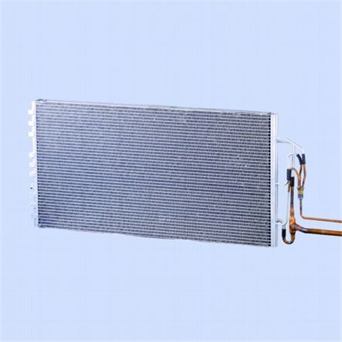 Aluminum Tube Microchannel Evaporator