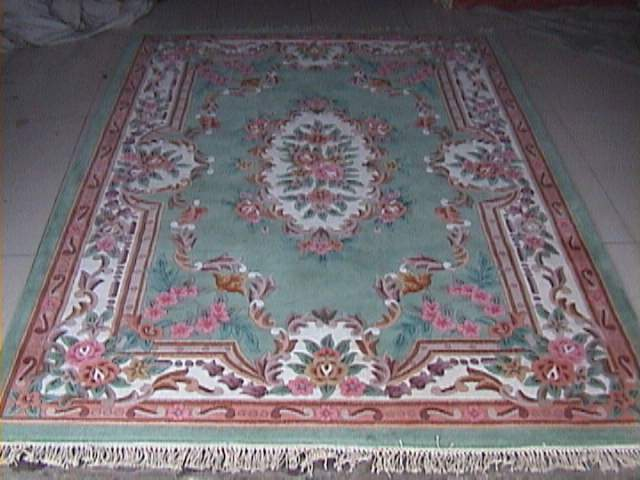 Handmade carpet traditional