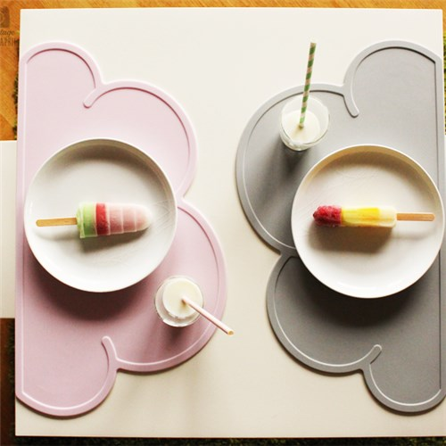 New Fashion Silicone Cloud Placemat
