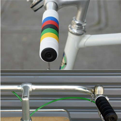 Candy Color Bike Handle