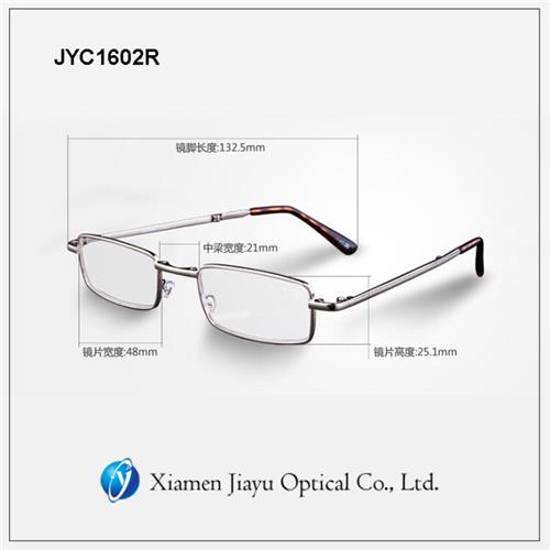 Folding Metal Reading Spectacles